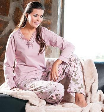 Moda íntima: pijamas femininos http://www.cantinhojutavares.com