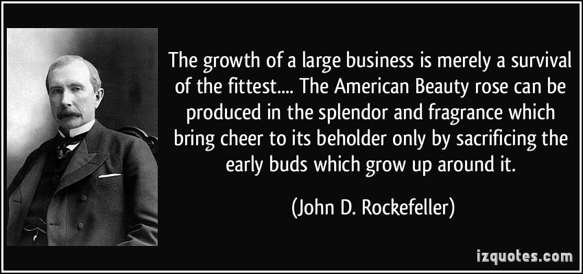 john d rockefeller leadership quotes