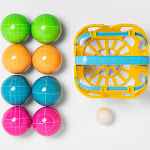Molded Carrier 90mm Bocce Ball - Sun Squad