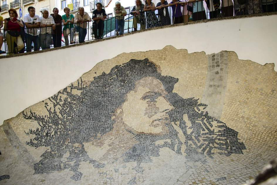 Homenaje de Lisboa a Amália Rodrigues