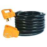Camco  Extension Cord with Handles, 25', 30 A