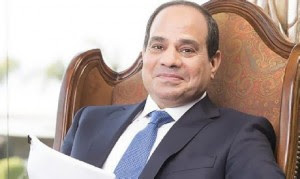 Campaign photo of Abdel-Fattah El-Sisi, the Egyptian Defense Minister who has resigned to run for president. Photo: El-Sisi Campaign.