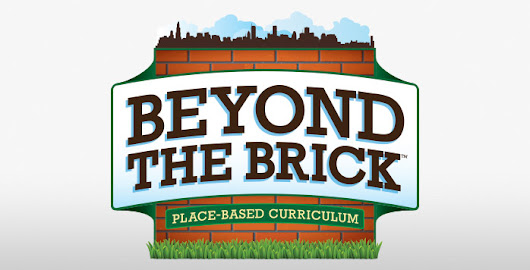 New Work: Beyond the Brick Logo - Once Blind Studios