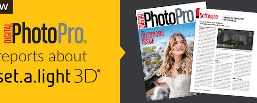 DIGITIAL PhotoPro – Review über set.a.light 3D