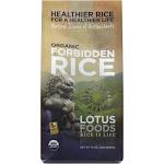 Lotus Foods Rice, Forbidden, Organic - 15 oz
