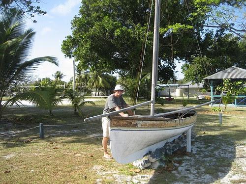Cocos boat 1