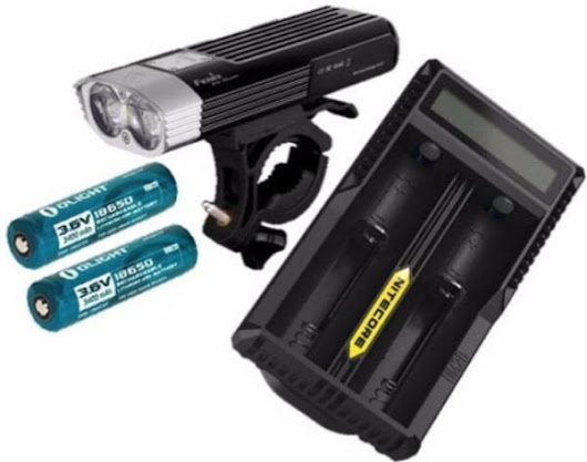 Fenix BC30 Quick Start Bundle – Best Light