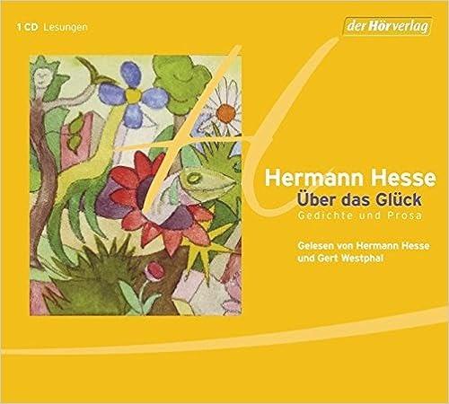 Free PDF Über das Glück: Gedichte und Prosa, by Hermann