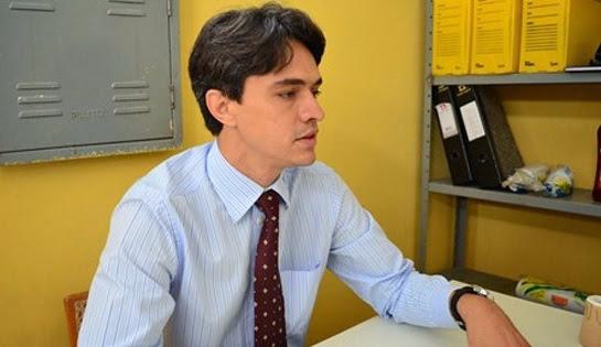 Juiz Marcus Vinicius Pereira Júnior