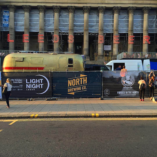 What a weekend at Leeds International Beer Festival... - North Brewing Co