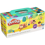 Play-Doh Super Color Modeling Dough - 60 oz box