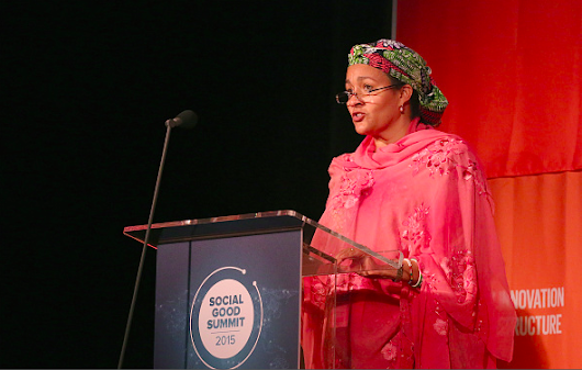 Inspired by 'Clean India' Movement, Amina Mohammed Will Bring Sanitation to Nigeria by 2025