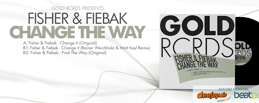 More amazing Feedbacks for Find the Way EP on Gold Records - HOUSE DJ & PRODUCER FISHER & FIEBAK