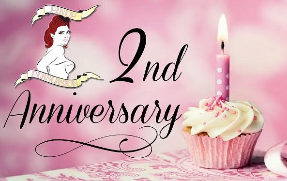 Happy 2nd Wedding Anniversary To My Wife