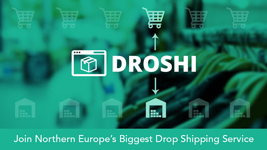 Droshi - The Alibaba of Europe - with a twist