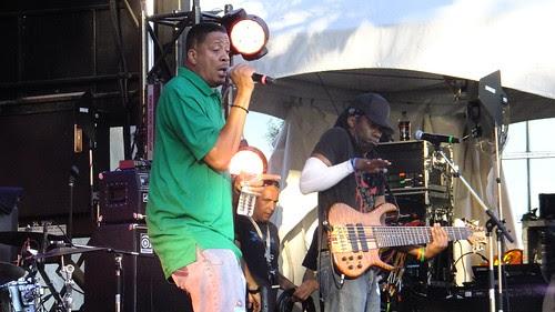 Chali 2na at Ottawa Bluesfest 2012