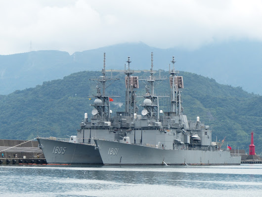 Taiwanese Navy Plans to Enhance Fleet Air Defense