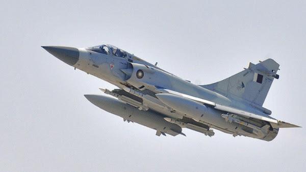 Mirage 2000 QEAF