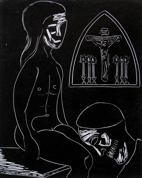 Cardenal y Niña