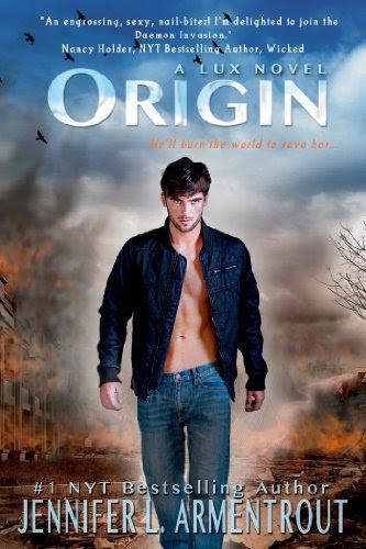 Origin (A Lux Novel) (Entangled Teen) by Jennifer Armentrout