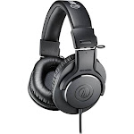 Audio-Technica ATH M20X Over-Ear Headphones