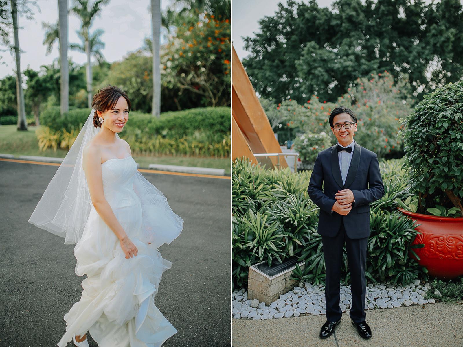 Toshinori & Yuki Shangrila Mactan Wedding