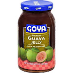 Goya Guava Jelly, 17 oz   By Supermarket Italy