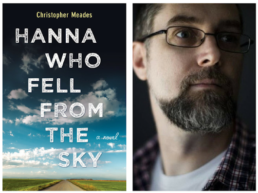 Hannah Who Fell from the Sky by Christopher Meade #Review
