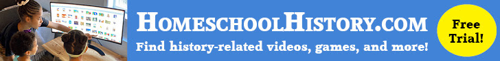 HomeschoolHistory.com - Start Your Free Trial