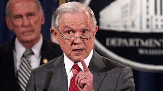 Continuing a fierce assault on 'sanctuary' policies, Sessions attacks California bill