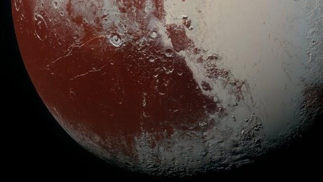 Загадочная Макула Ктулху на Плутоне продолжает удивлять ученых