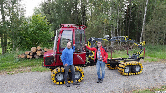 Alstor 8x8, the company & the machine | Forestry.com