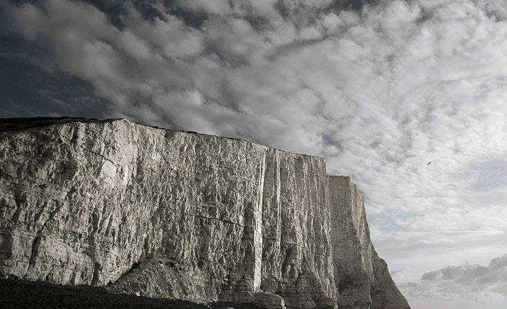 Меловые скалы Семь Сестер и Бичи-Хед в графстве Суссекс