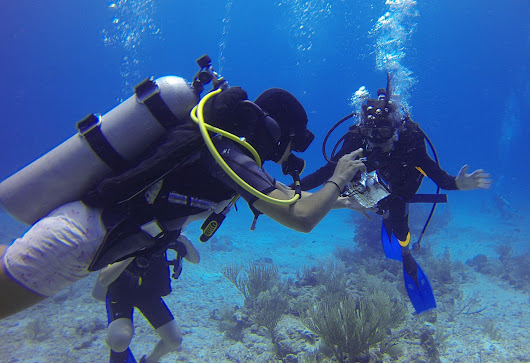 Effects of scuba diving on your health
