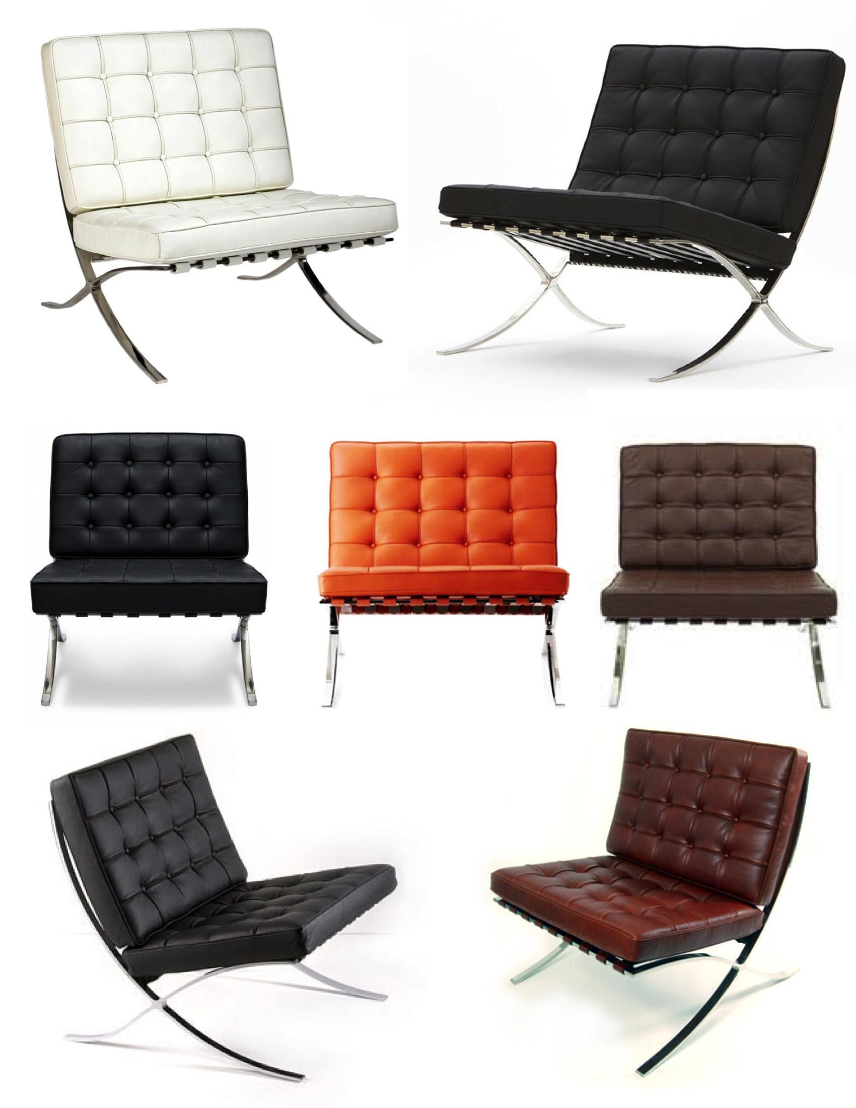 Barcelona Chair Dimensions - HomesFeed