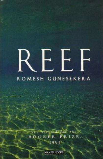 Booker-finalist Author talks about the #Writing Life : Romesh Gunesekera