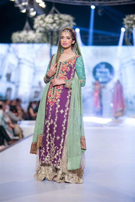 Fashion: Tena Durrani Bridal Collection at Pantene Bridal