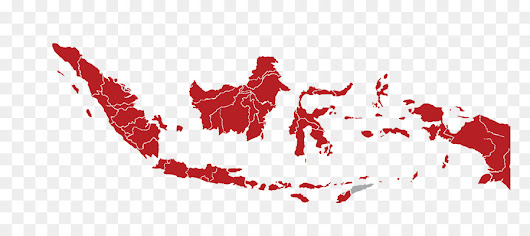 Indonesia City map - merah putih - Unlimited Download. Kisspng.com.