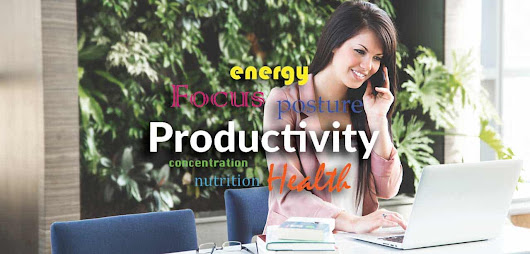 Productivity Hacks - 10 tips to be healthier, more efficient, and more alert at work - Standingdesk.ie