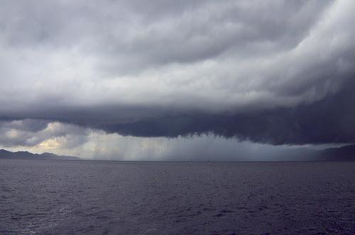 Croatia Storm Clouds