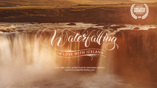Waterfalling in love with Iceland
