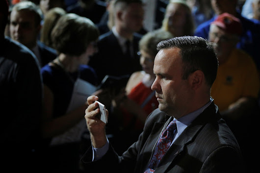 White House social-media director Dan Scavino violated Hatch Act with tweet targeting GOP congressman