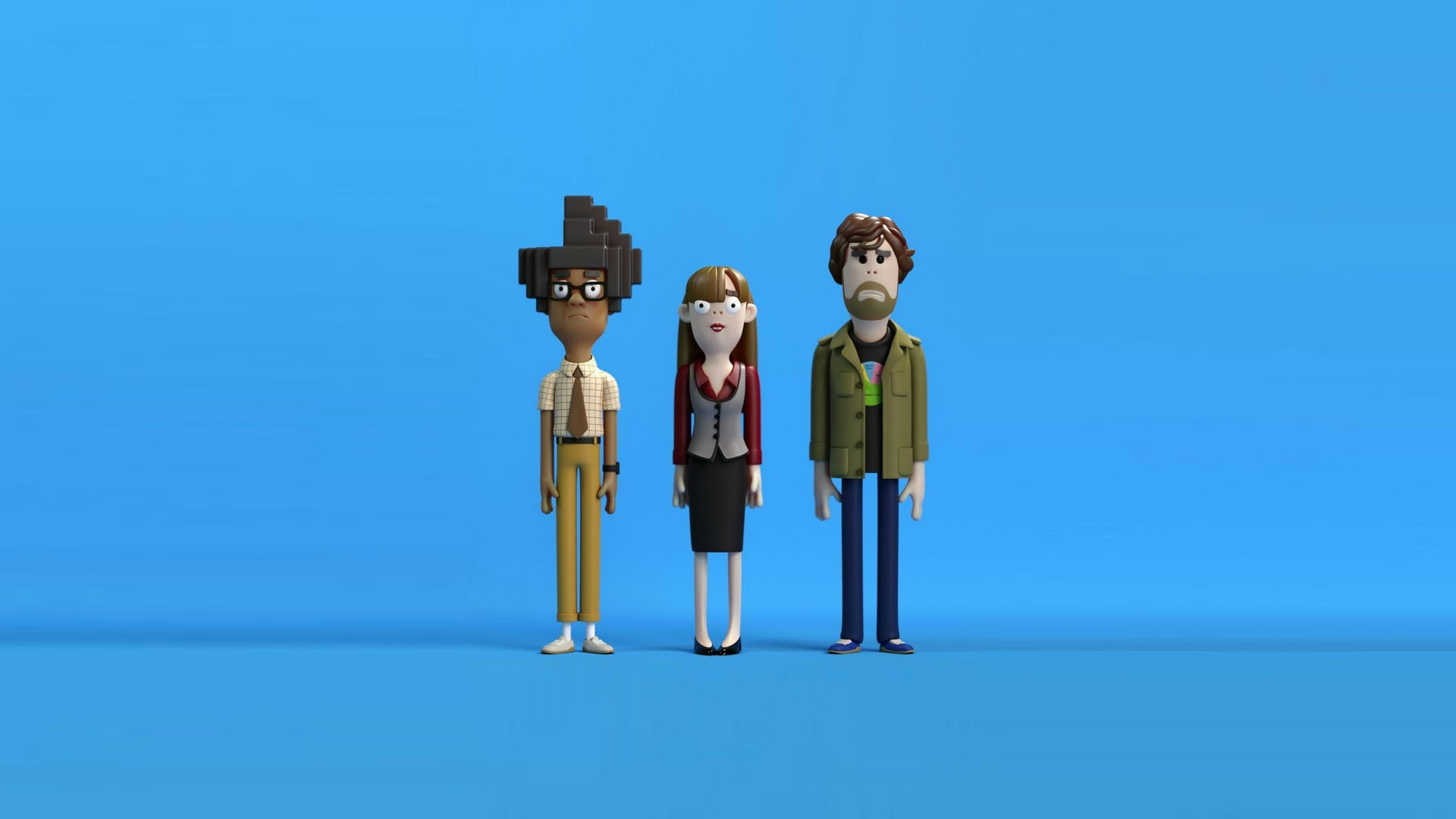 It Crowd Wallpaper Hd 67 Images