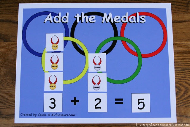 Add the Medals Activity