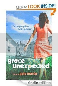 The Book Reviewer is IN: Grace Unexpected by Gale Martin