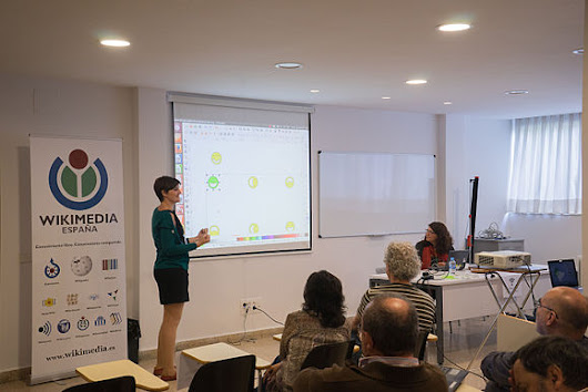 Third Wikimedia Spain conference takes place in Madrid «  Wikimedia blog