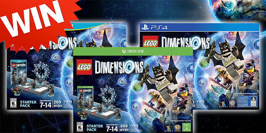 GIVEAWAY: Win a LEGO Dimensions Starter Pack! – Brick Inquirer