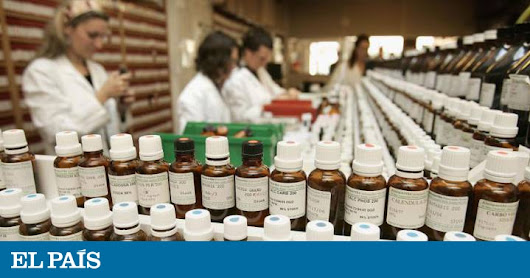 Homeopathy in Spain: Spain moves to ban pseudo-therapies from universities and health centers | In English | EL PAÍS