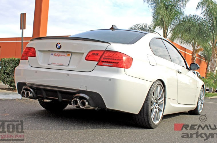 Best Exhausts For Bmw 335i E92 E90 E93 Coupe Sedan