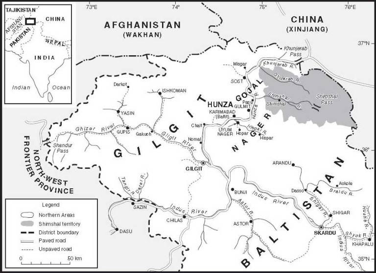Image Result For Where Is Pakistan On The Map